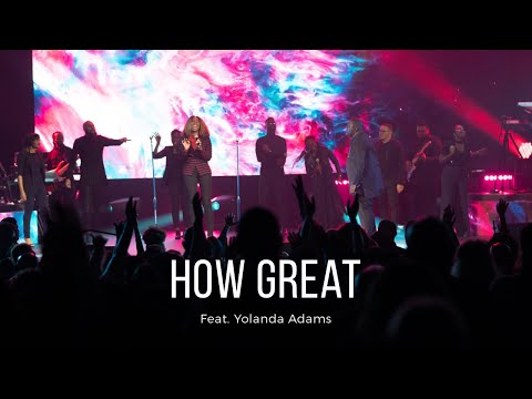 How Great - William McDowell ft. Yolanda Adams (Official Live Video)