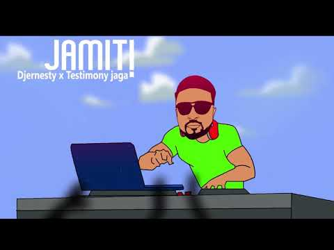 JAM IT! (Animated Video) - DJ Ernesty feat. Testimony Jaga