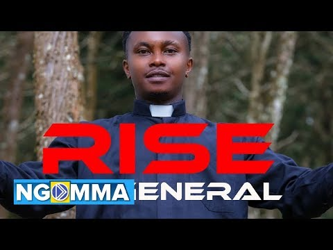 "JAY GENERAL-RISE (Official Video) sms ""SKIZA 9049346"" TO 811"