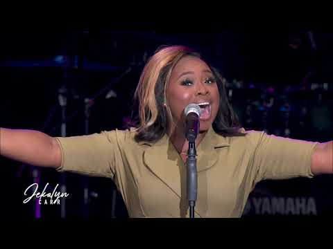 You've Been Restored by Jekalyn Carr (Official Live Video)Recorded at the Cellairis Amphitheater ATL