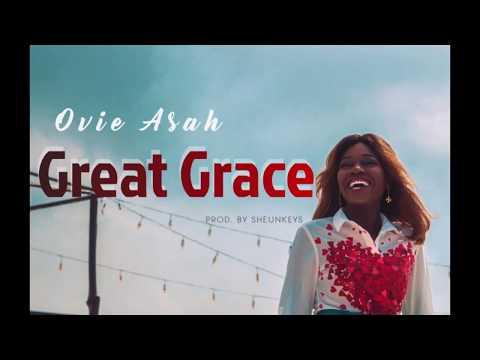 GREAT GRACE (LYRICS VIDEO)