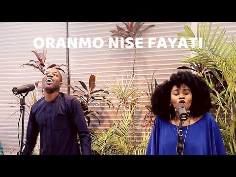 DUNSIN OYEKAN AND TY BELLO- ORANMO NISE FAYATI (Spontaneous Song)