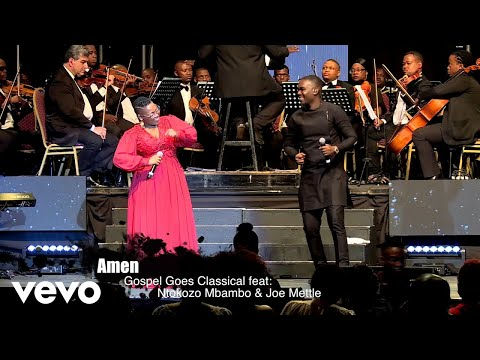VaShawn Mitchell Presents - Amen (feat. Ntokozo Mbambo & Joe Mettle)