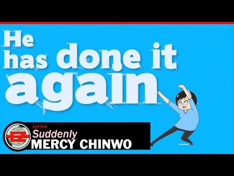 Mercy Chinwo - Suddenly (Official Lyrics)