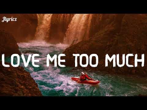 Jlyricz - Love Me Too Much (Lyric Video)