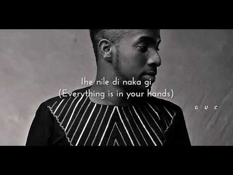 Minister GUC - Iké Nilé (Official Lyrics)