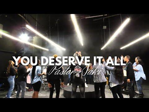 Pastor Saki - You Deserve It All [Official Video]