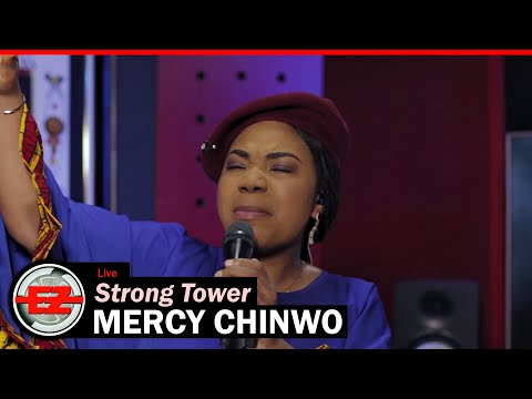 Mercy Chinwo - Strong Tower (Studio Performance)