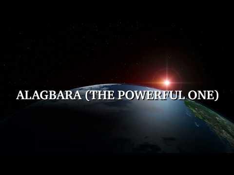 ALAGBARA (Powerful One) - AVANTII UZOR OFFICIAL LYRIC VIDEO