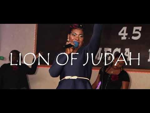 Minister Blessing (Lion of Judah) Official lyrics video