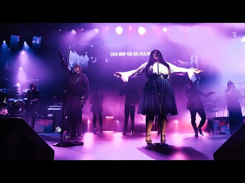 Even Now - William McDowell ft. Tasha Cobbs Leonard (Official Live Video)