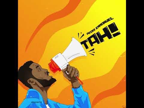Prinx Emmanuel - TAH (lyrics video)