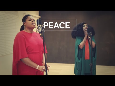Sinach, TY Bello and George - PEACE (Spontaneous Worship)