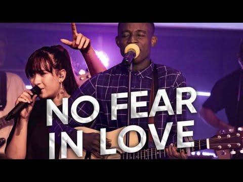 Kaestrings x Rica Stephenson - No Fear in Love (lyric video)