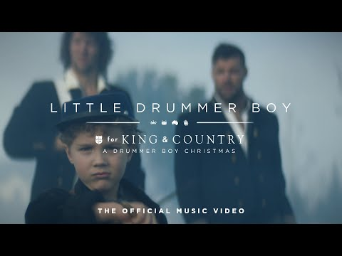 for KING & COUNTRY - Little Drummer Boy (Official Music Video)