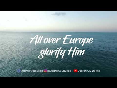 PRAISE MEDLEY 2 (DECLARE HIS PRAISES) LYRICS VIDEO BY DEBRAH OLUBUKOLA.