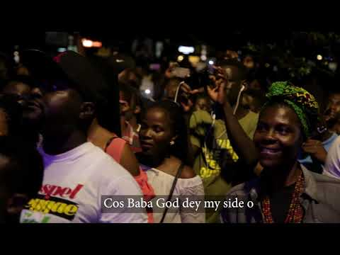 Nat Abbey ft. Joe Mettle - Arise and Shine [Live]