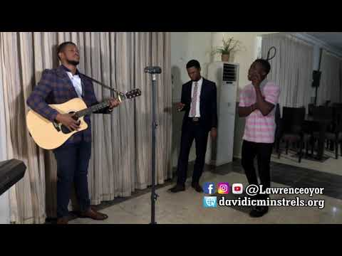 OVER THE NATIONS Song by Theophilus Sunday(Featuring Lawrence Oyor and Michael Orokpo)