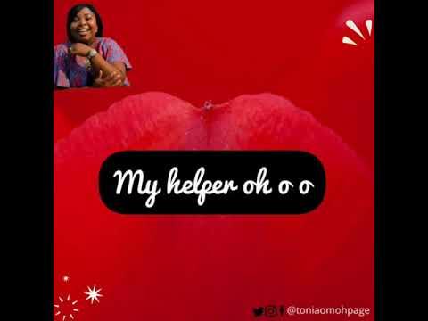 Tonia Omoh | Ebenezer Lyric Video