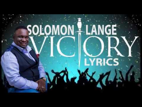 Victory Lyric Video - Solomon Lange