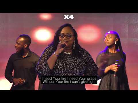 LET YOUR FIRE BURN IN ME (OFFICIAL VIDEO) BY PASTOR IFEOMA EZE