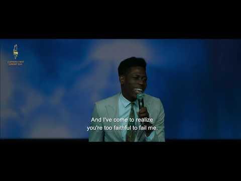 MOSES BLISS - TOO FAITHFUL (LIVE)