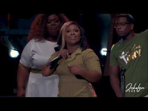 Jehovah Jireh by Jekalyn Carr (Official Live Video)@Cellairis Amphitheater ATL GA @PraiseInThe Park)