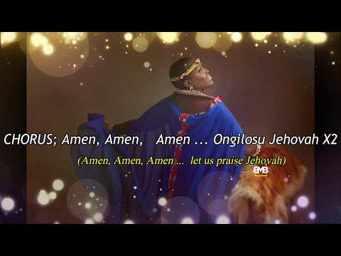 EMMY KOSGEI ft ONOS - AMEN - official Audio( with LYRICS)-2018