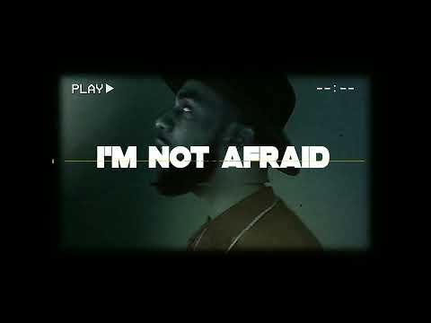 NOT AFRAID - ALEX AMOS (FEAT. TEEKAYWITTY)   LYRICS VIDEO