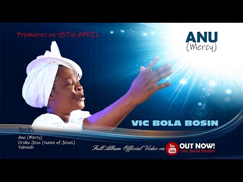 Official Video Album ANU (Mercy) by VIC BOLA BOSIN (Live Record)