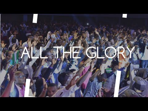 Steve Crown All the Glory Official Lyrical video