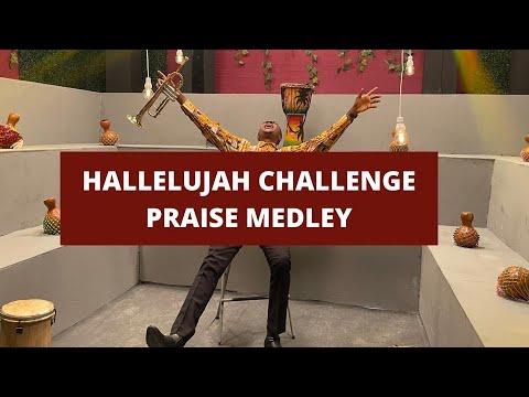 Nathaniel Bassey Hallelujah Challenge Praise Medley