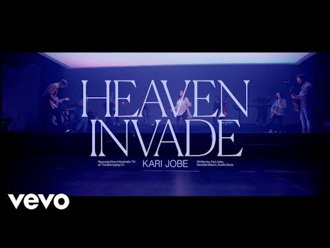 Kari Jobe - Heaven Invade (Live)