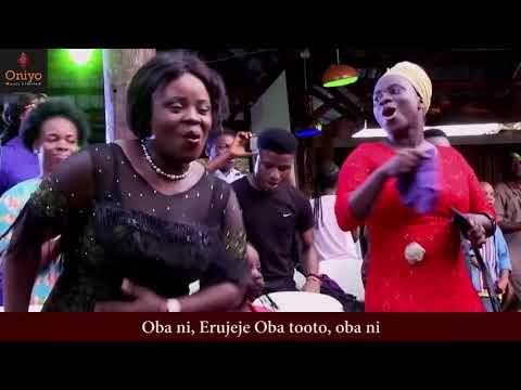 Egbe Gege Psalmos Live In Concert The Album
