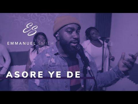 #singer #songwriter Emmanuel Smith - Asore Ye De Medley