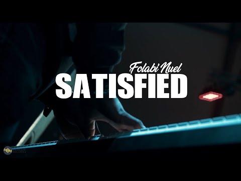 Folabi Nuel - Satisfied (Official Live Video)