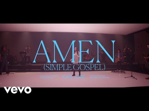 Kari Jobe - Amen (Simple Gospel) (Live At The Belonging Co, Nashville, TN/2020)