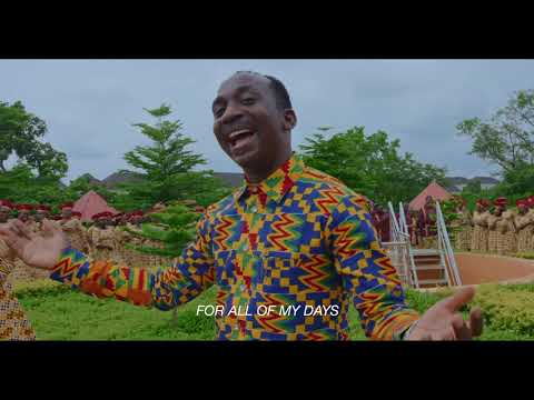 I WILL PRAISE YOU BY DR PAUL ENENCHE AND THE GLORY DOME CHOIR