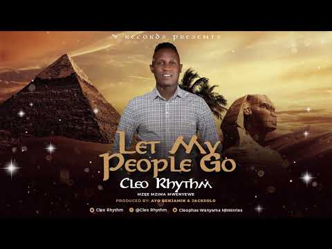 Cleo Rhythm - Let My People Go (90% of People who heard This Music had Angelic Visitations)
