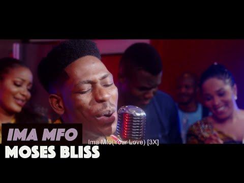 Moses Bliss - Ima Mfo (Live)
