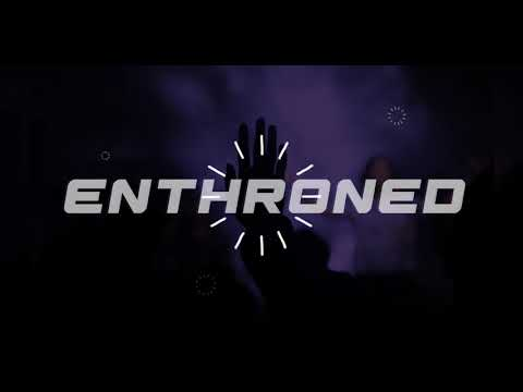 Enthroned (Lyrics Video) - Bethel Peter