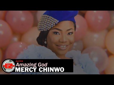 Mercy Chinwo - Amazing God (Official Lyrics)