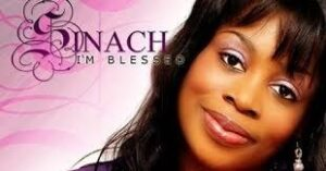 I'm Blessed Sinach