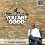 You are Good Lyrics | Dunsin Oyekan