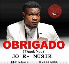 Obrigado (Thank You) Jo E MusiK