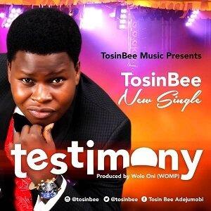 Testimony Lyrics | Tosin Bee