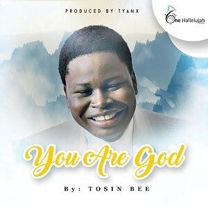 You are God Tosin Bee