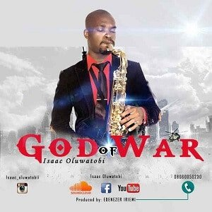 God of War Isaac Oluwatobi