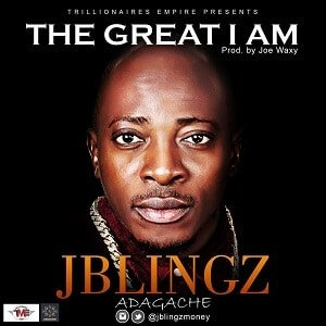 The Great I Am Jblingz
