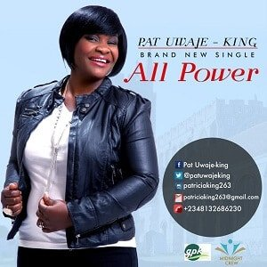 All Power Pat Uwaje-King